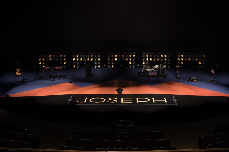 Joseph Stage Sticker